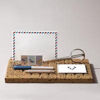 DRESSENSE|【NEW・DEAD STOCKS】フランス製アップサイクルなデスクオーガナイザー
