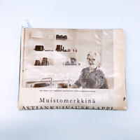 LIFE AND BOOKS|OLD PAPER POUCH (L)10-12