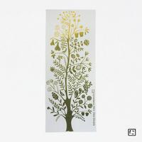 注染手ぬぐいにじゆら|GARDEN TREE カーキ