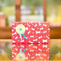 CIRCUS COFFEE|ドリップカフェギフト 包装紙(赤)