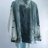 YUI MATSUDA|fly front shirt【受注商品:10月中発送】