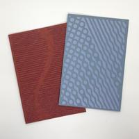 西荻ペーパートライ|The Snowback Press | CutItOut!Cards ポストカードセットC(2枚組)