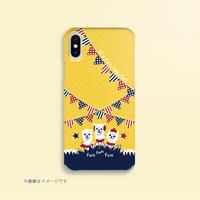 A*iPhone X/XS/8/7/6/5/5s/SE*あるぱかイズム*ガーランドスタイル*