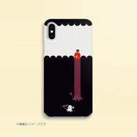 A*クリアハードケースiPhone X/XS/8/7/6/5/5s/SE*たこさんwinなーの雑踏