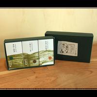 【健一自然農園】奈良の森 三種セット ボックス包装
