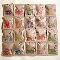 【健一自然農園】十色の大和茶ギフトセット 20個セット