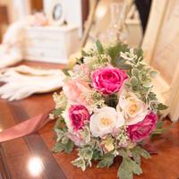 [レンタル]「花嫁のブライズルーム」セット