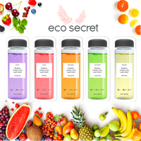 【eco secret】ヘルシークレンズジュースマスクパック   5種類
