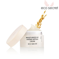 【eco secret】モイスチャーミーアベナサティバ クリーム 50ml