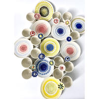 Colors Espresso cup and saucer(image)