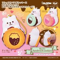 【※1種先行販売】マーモサンドクッキー ストロベリー_000-22869