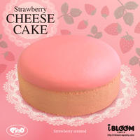 ストロベリーチーズケーキ(000-17012)