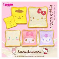 牛乳ひたしパン サンリオキャラクターズ(5種)