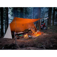 【新製品】 Light Weight tarp & Tent「KAKUREGA」