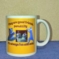 good friend マグカップ