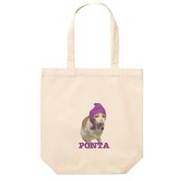 ●ナスポン トートバッグ Instagramで大人気のポン太ちゃんがトートバッグになりました!