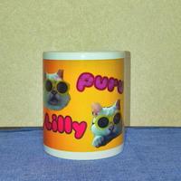 ぷー&リリー マグカップ