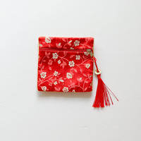CHINA POUCH [Red-5]