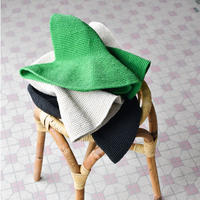 Recycle cotton Flare hat