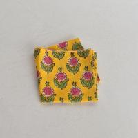 Indian cotton  handkerchief [K]