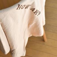 HOW AH T-shirt(大人用)