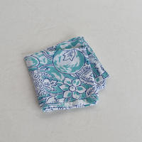 Indian cotton  handkerchief [Q]