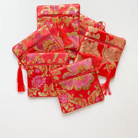 CHINA POUCH [Red-2]