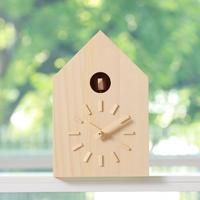 Cuckoo Clock [White]