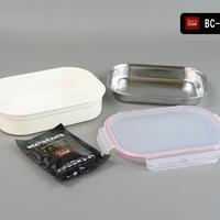 BC-005 バロクック 加熱式ランチボックス 角型Lサイズ 容量1200ml
