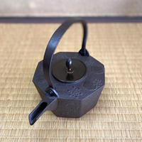 雪花紋八角銚子