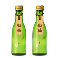 白鴻 純米吟醸 Sake Magic 180mL×2本入り