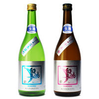 〈 広島の酒米〉生酒のみくらべ 720mL×2本入り【クール便】