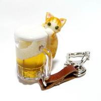 夏だ!ビールだ! 生ビールにゃんこ お好きなカード付き