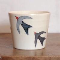 ツバメカップ 2羽