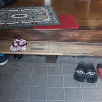 玄関用シルバー用踏み台・ステップ