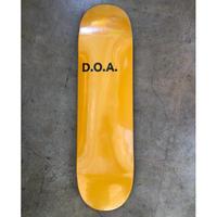 """DOA """"SKYPAGER"""" Yellow"""