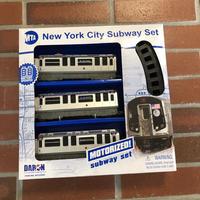 MTA NewYork Subway set (Toy)