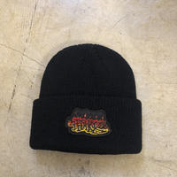 Fire JHAKX beanie (Red