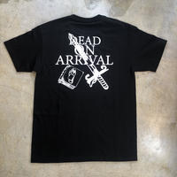 "DOA ""Chamber T-shirts"" Black"