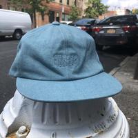 Dye Hemp Hat ( Blue