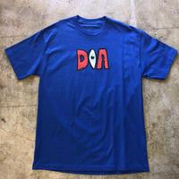 D.O.A Dead logo T-shirts (Blue