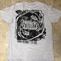 Zack chembelin T-shirts(Grey