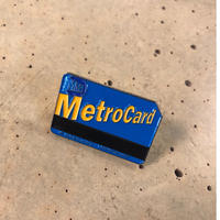MTA metro card Pins