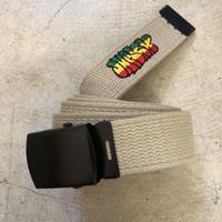 "JHAKX Belt ""DUB WISE "" Sand"