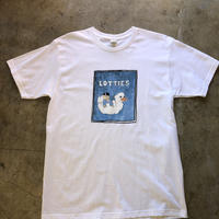 Lottie's skateshop T-shirts(white