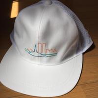White Mesh cap