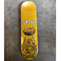 Grill skateboard