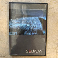 """SUBWAY"" skateboard DVD"