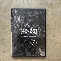"""43-26""skateboard DVD"