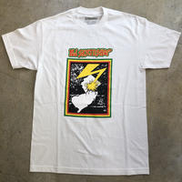 NJ skate shop Original T-shirts  (white